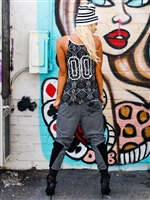 Skinny Strap Tank Top - Urban Empire