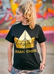 Gold Crown Tees - Urban Empire