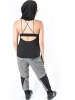 Backless Hoodie - Get Customized