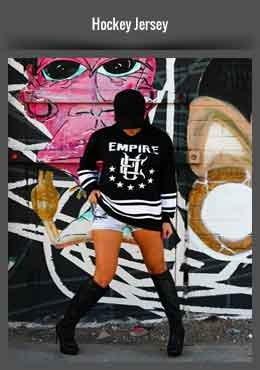 Hockey Jersey - Urban Empire